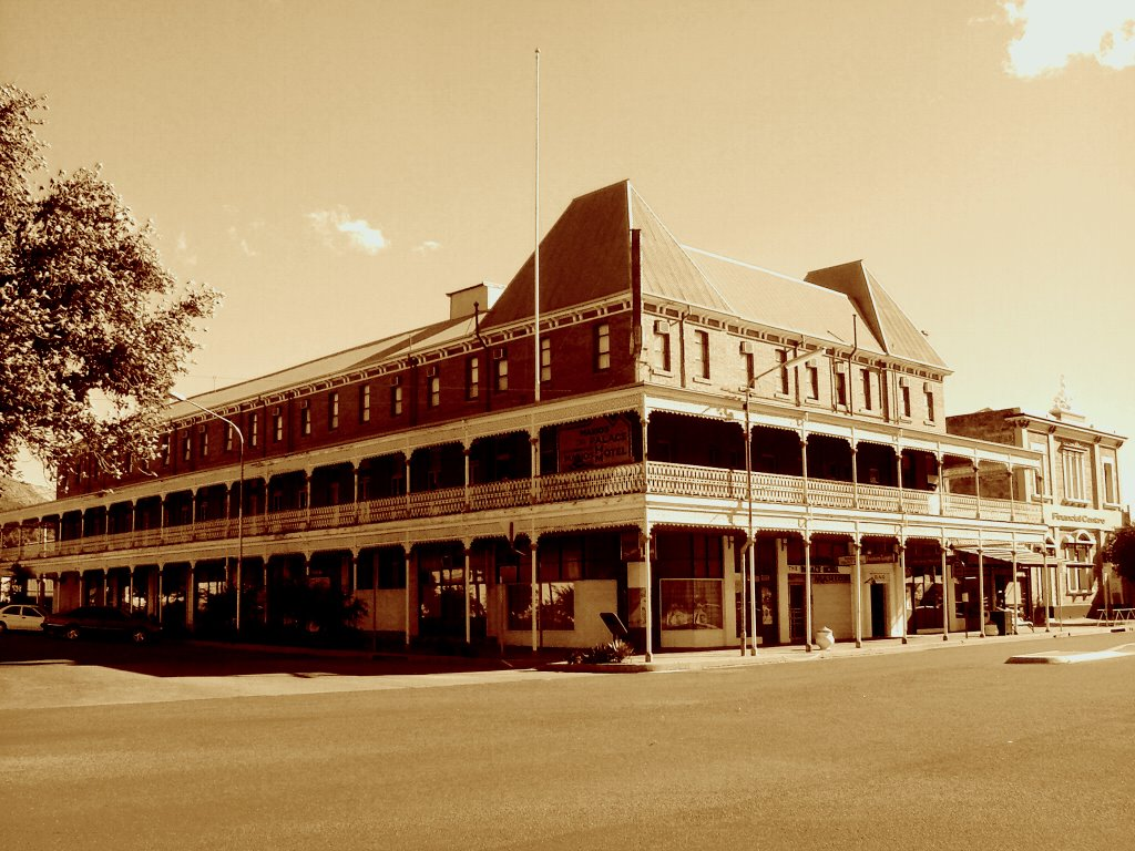 Palace Hotel, Broken Hill, NSW