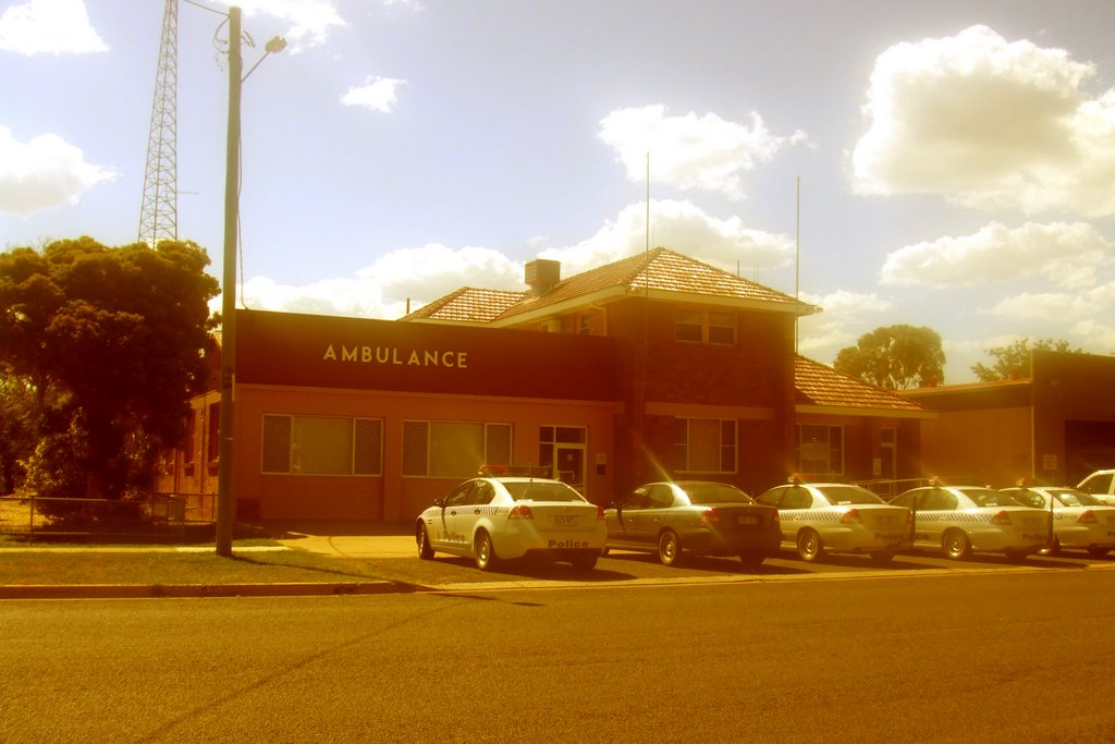 Ambulance Station - Dalby, Qld