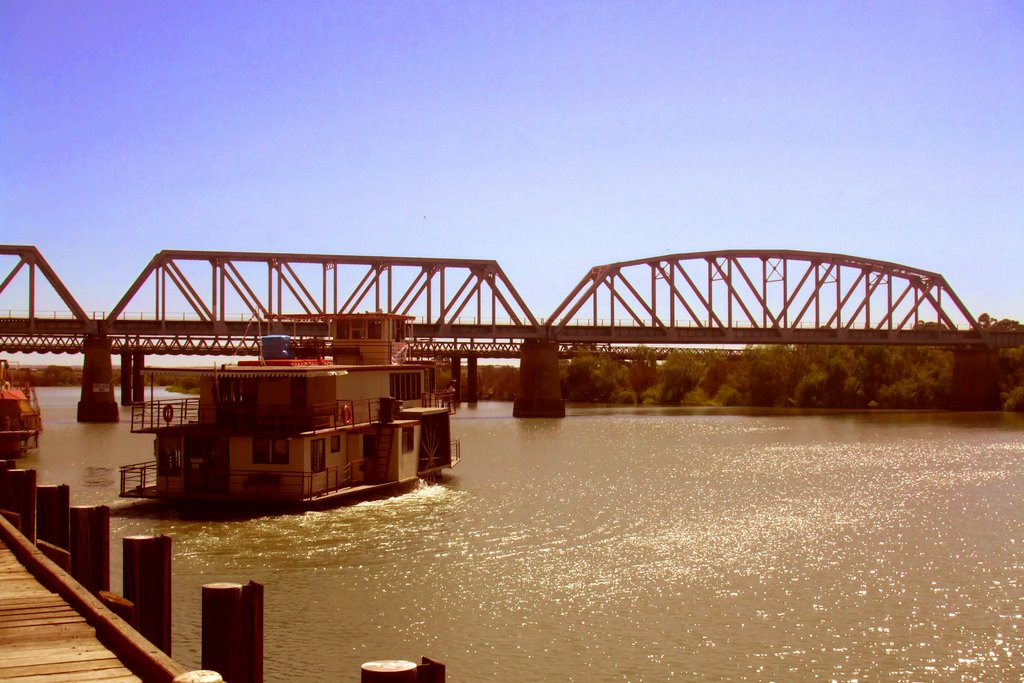 Murray River - Murray Bridge, South Australia