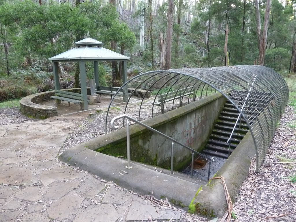 Lyonville Mineral Springs