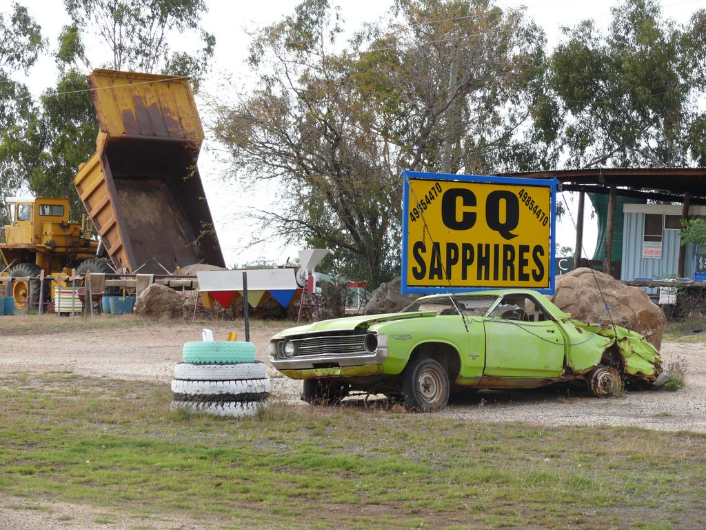 The Green Ute