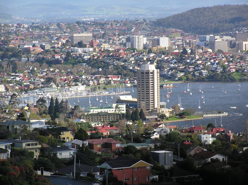 Wrest Point Casino, Hobart