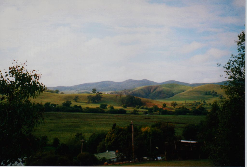View from Buchan, Victoria