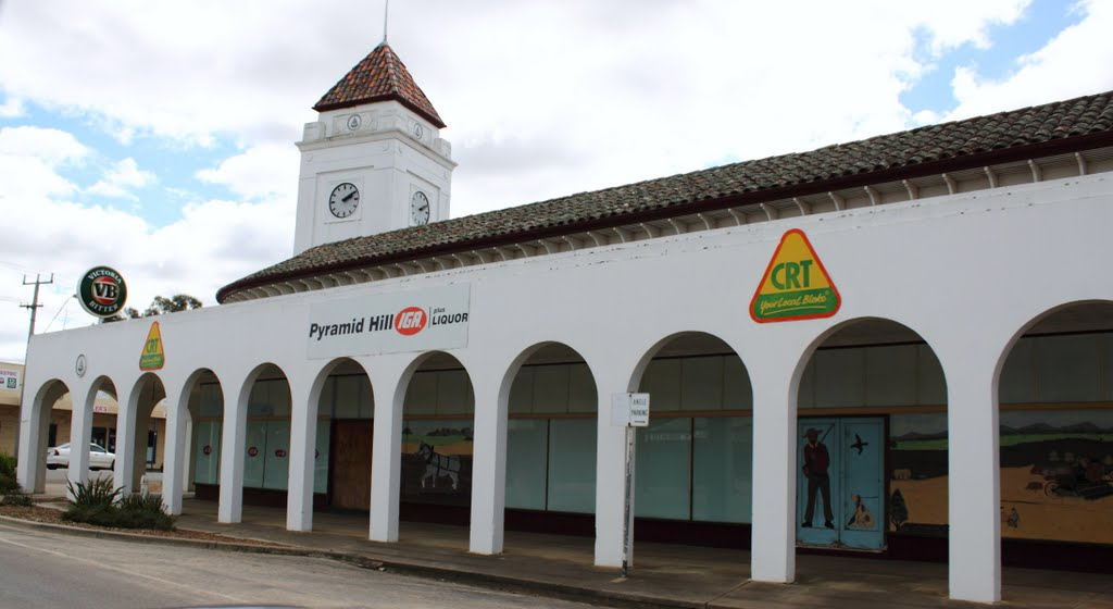 Pyramid Hill Supermarket