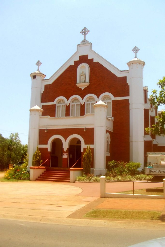 Catholic Church - Atherton, Nth Qld