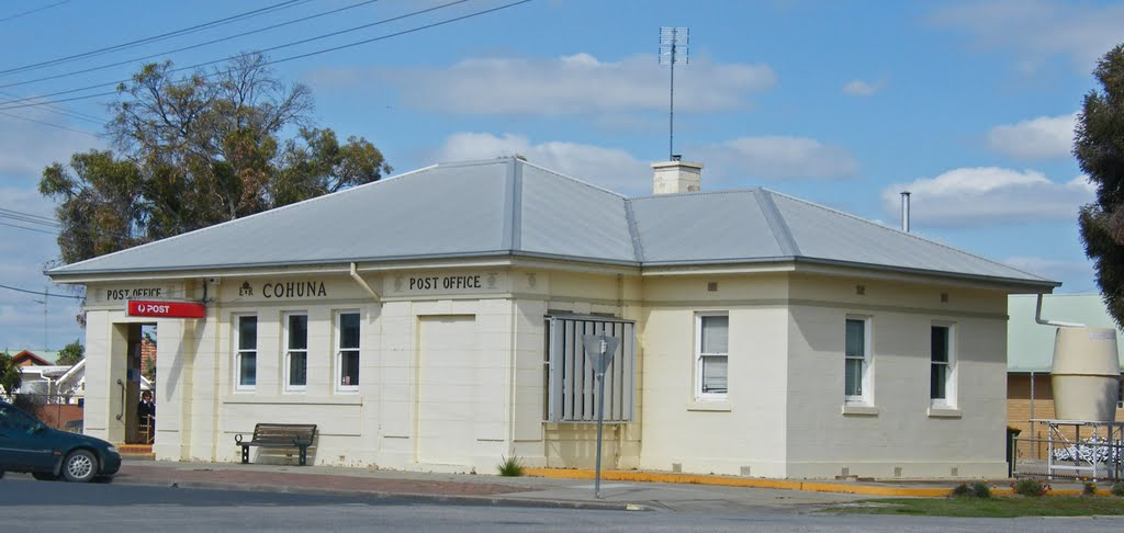 Cohuna Post Office