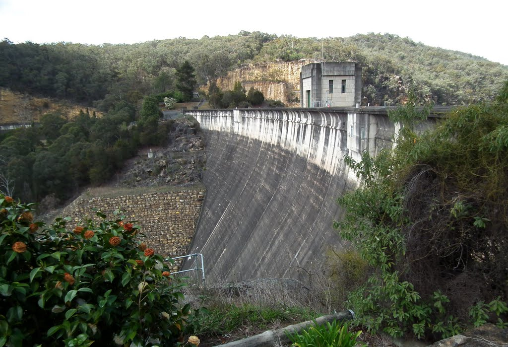 Nepean Dam Wall