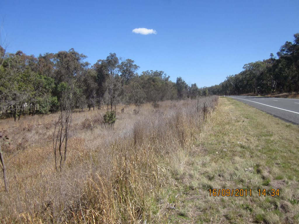 Disused Railway Line South of Tenterfield