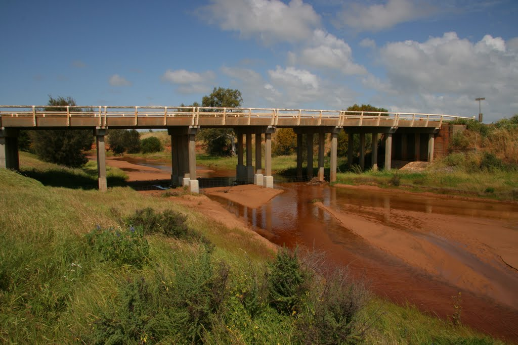 Bridge over Green Brook, Mingenew Morawa Road