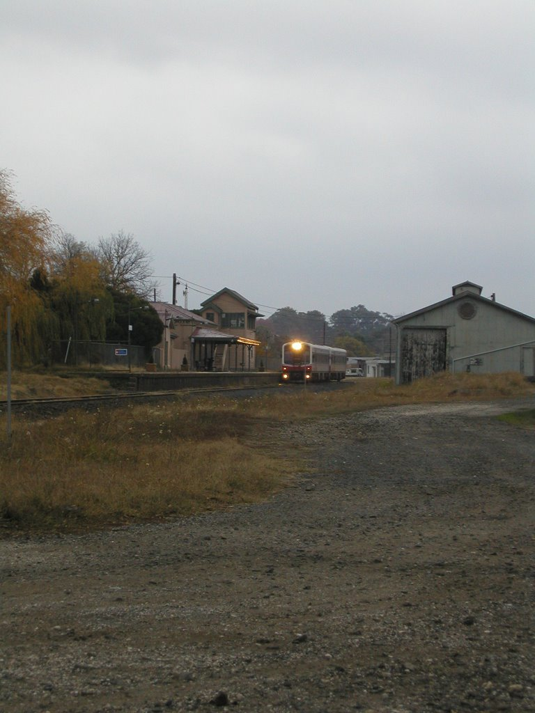 Beaufort Railway Station