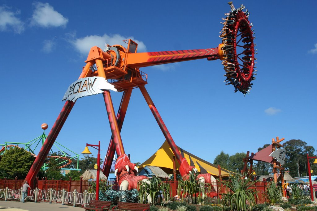 The Claw, Dreamworld