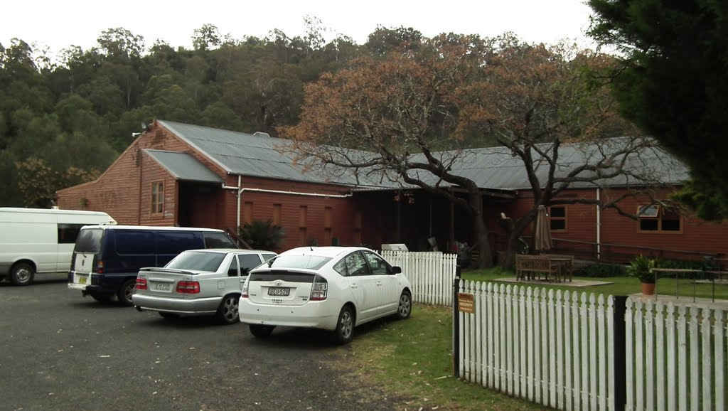 The Woolaway Woolshed