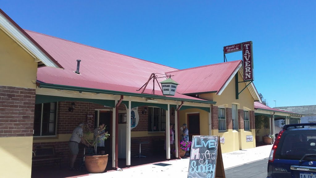 The Bull & Bush Tavern Boyanup