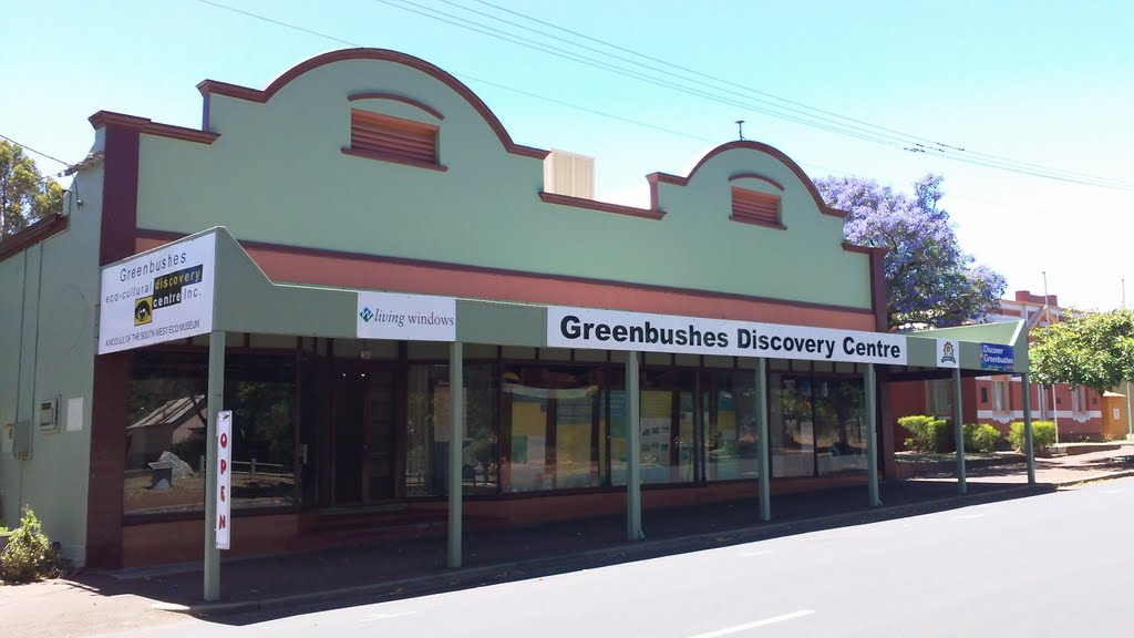 Greenbushes Discovery Centre
