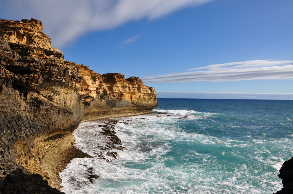 Late Afternoon at the Cliffs / Port Campbell National Park