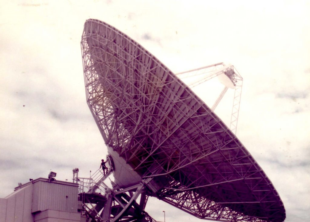 OTC Satellite Earth Station - Moree, NSW