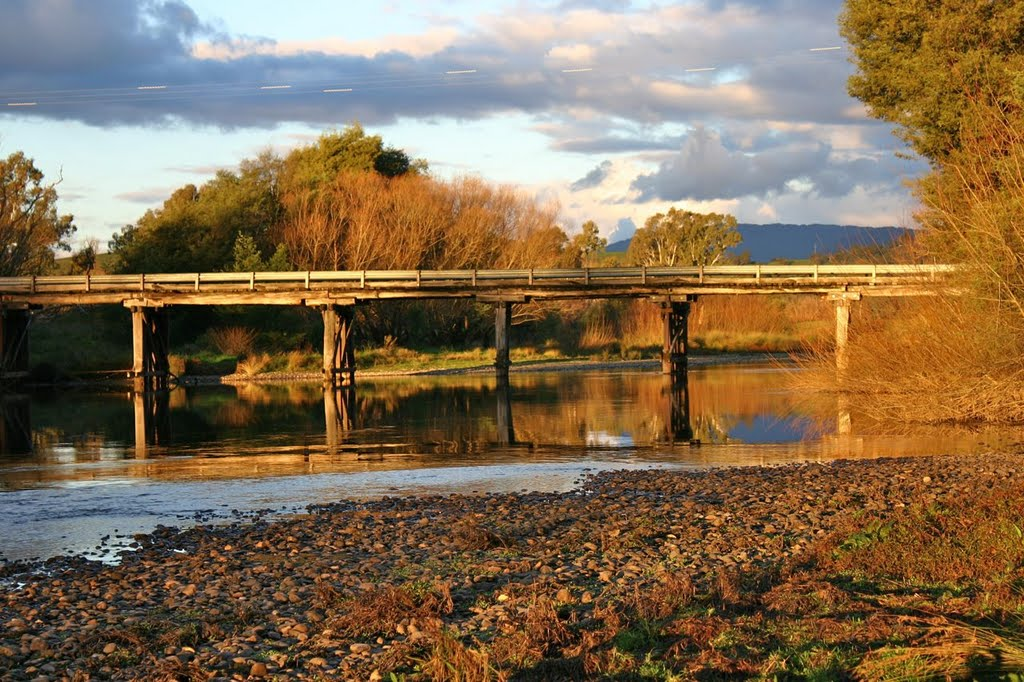 Bridge over the Goulburn, Breakaway Rd, Acheron