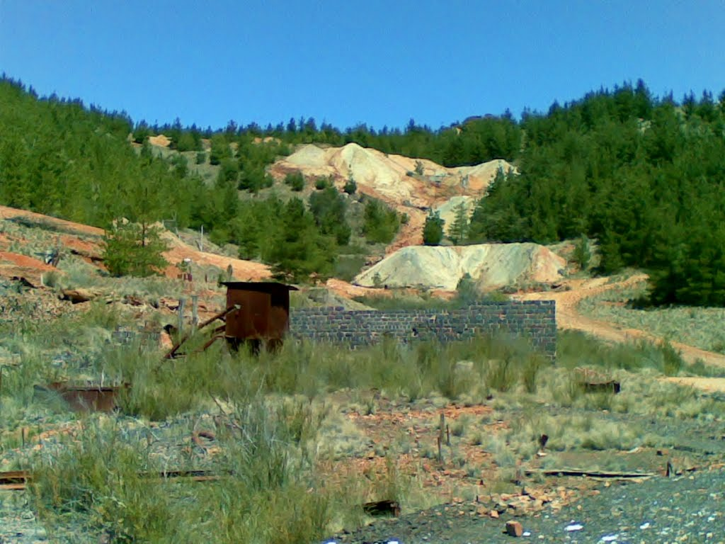 Old mine workings