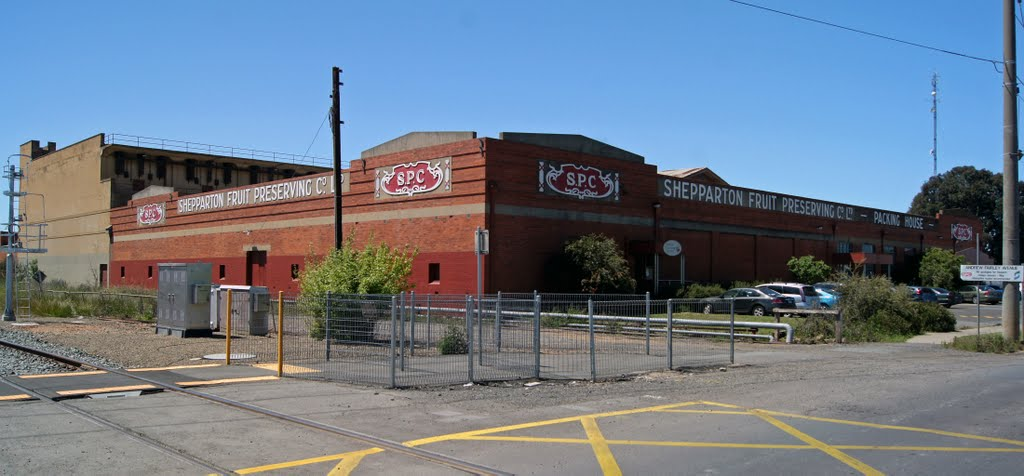 Shepparton Fruit Preserving Co Ltd - Packing House (2011)