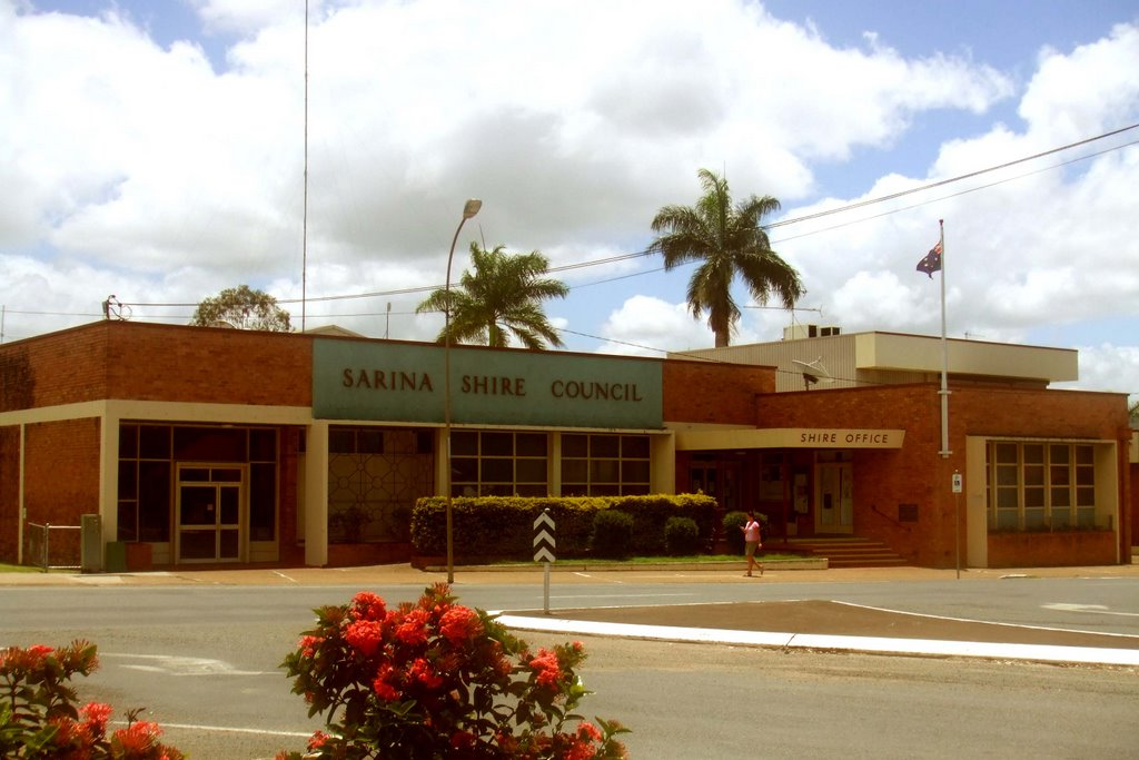Shire Offices - Sarina, Qld