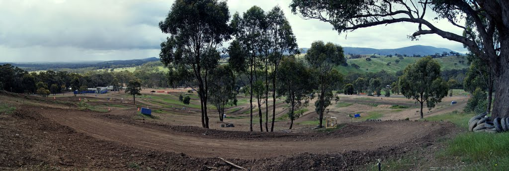 State Motorcycle Sports Complex (2011). This Moto Cross Circuit is named after Bill Gardiner, who was Secretary of the Auto Cycle Union of Victoria from 1940-1974