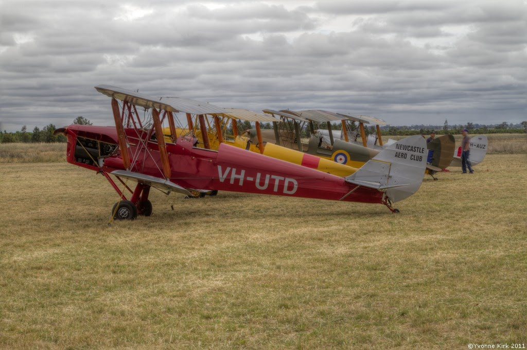 80th Anniversary Tiger Moth Rally