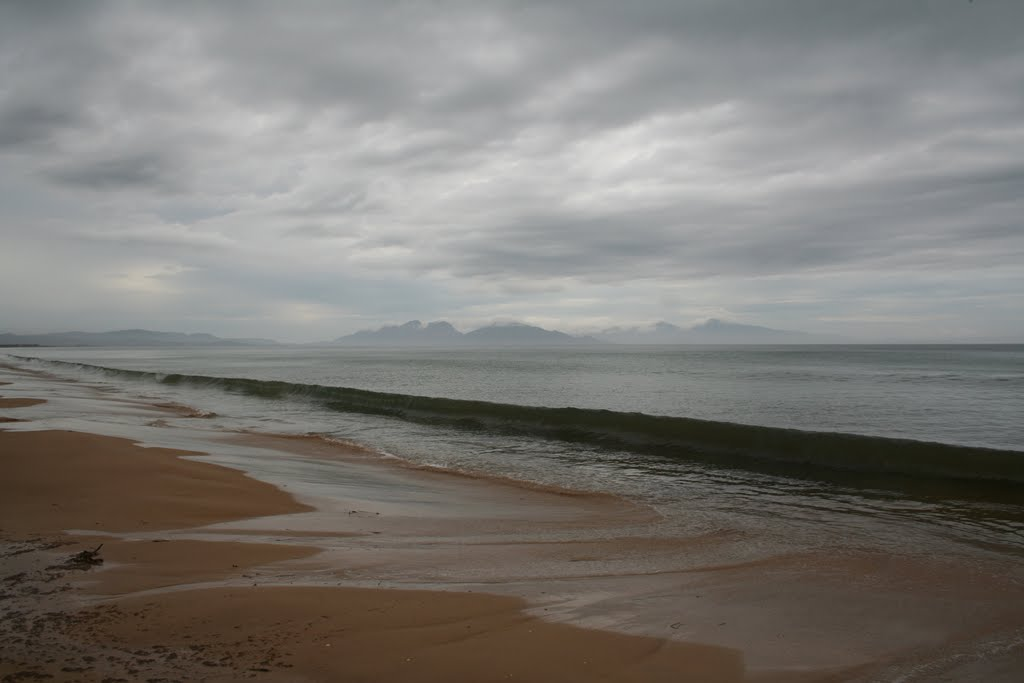 Nine Mile Beach, Dolphin Sands, Tasmania