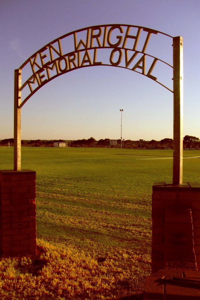 Ceduna Sports Oval - Ceduna, SA