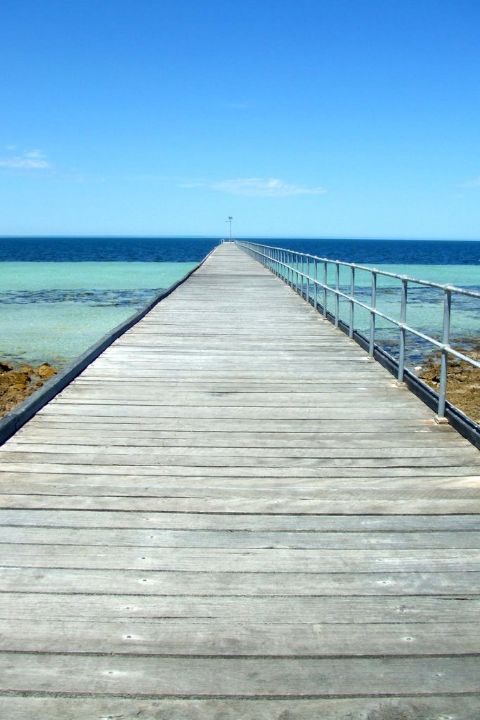 Haslam Jetty - Haslam, South Australia