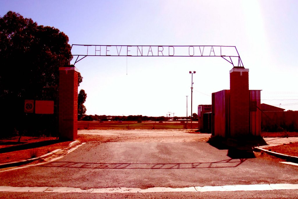 Thevenard Oval - Thevenard, South Australia