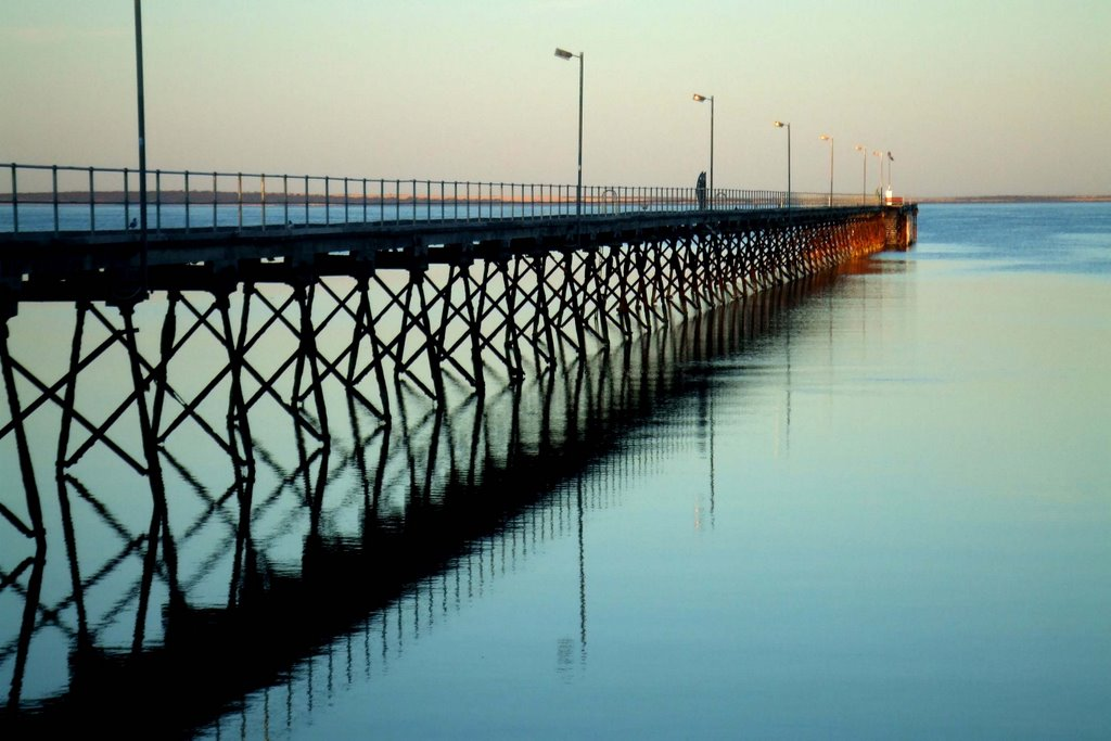 Jetty - Ceduna, South Australia