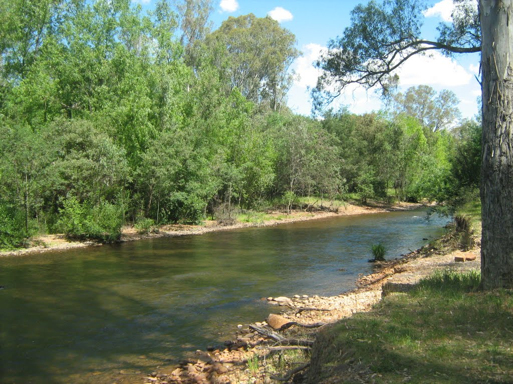King River near Edi, Vic
