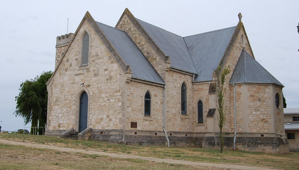 Anglican Church: eastern aspect