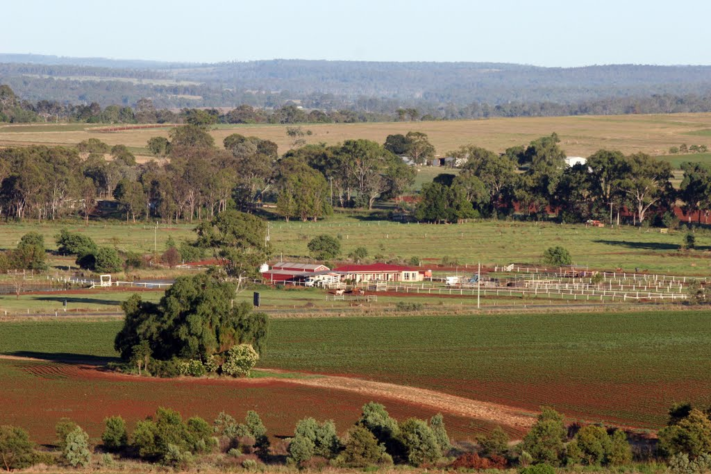 Peanut Country, Kingaroy, Queensland