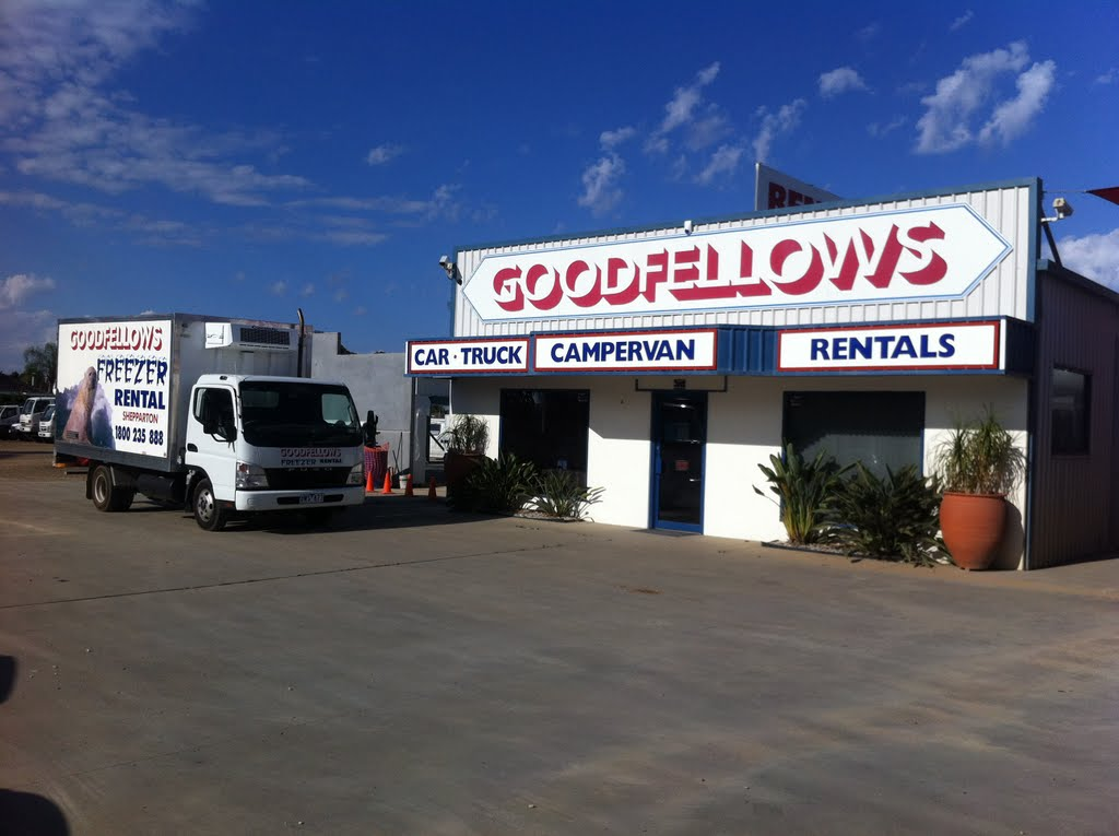Goodfellows Car and Truck Rentals