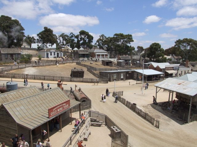 0319 Ballarat, Sovereign Hill