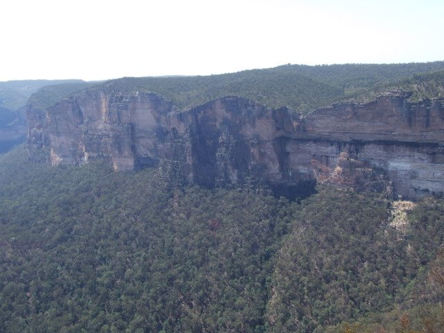 0541 Blue Mountains, Prospect from Evans Lookout
