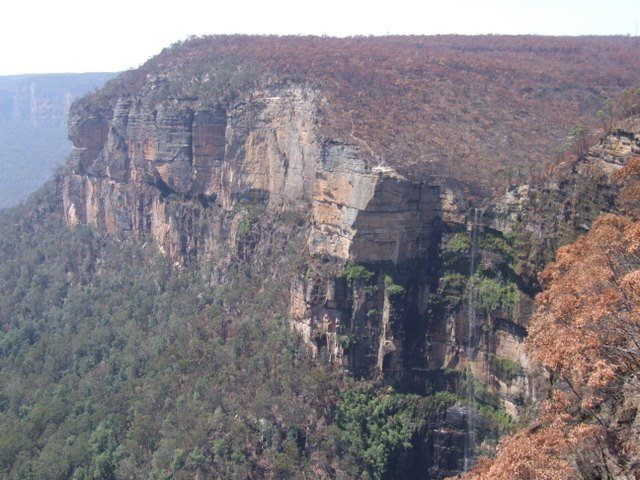0542 Blue Mountains, Govetts Leap