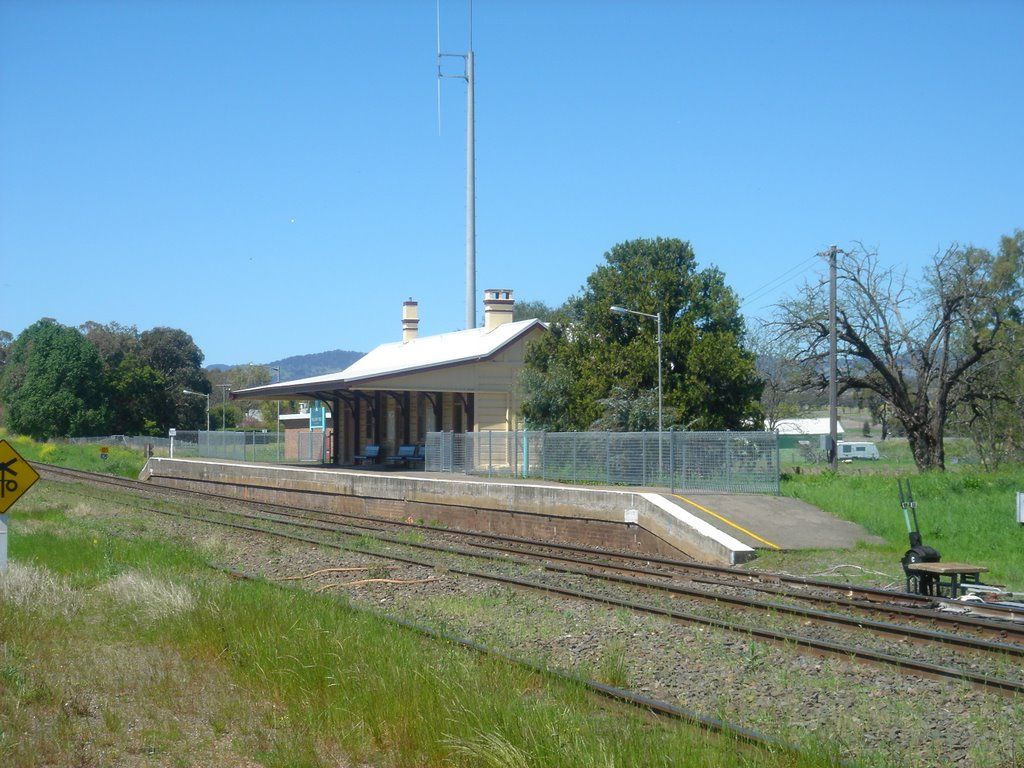 Willow Tree Railway Station