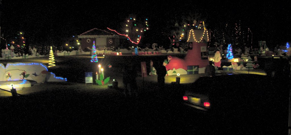 Christmas Wonderland, Loxton 2007