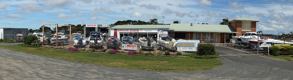 Alberton Marine (2012). Boat engine repairs, parts & great old-fashioned, personal service