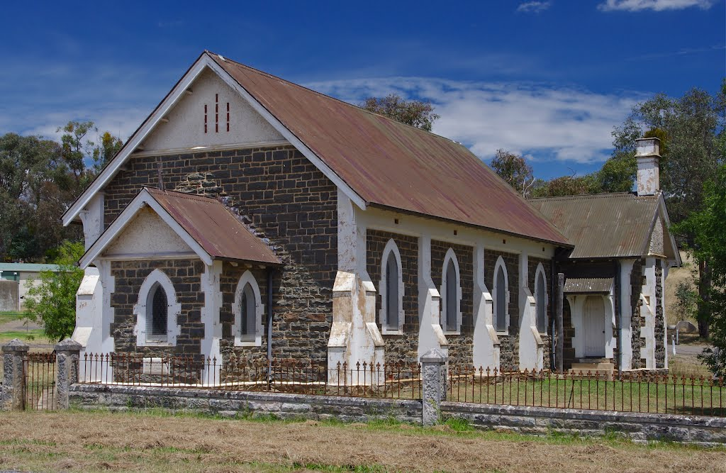 Bowning Catholic Church, Constructed 1909