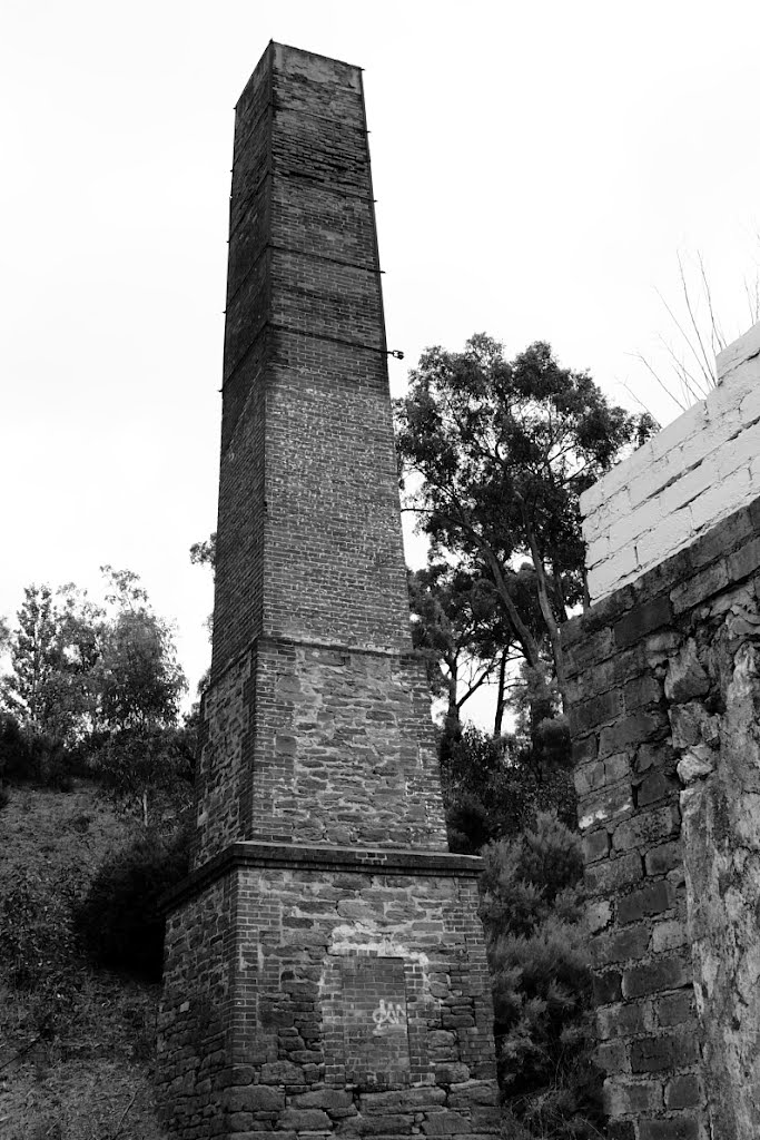 Mill Chimney, Lobethal