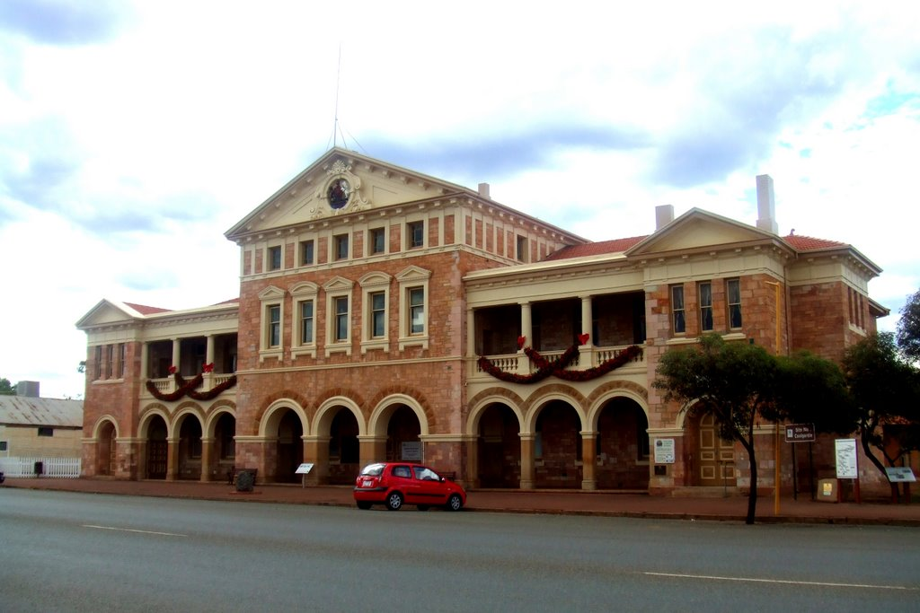 Town Hall - Coolgardie, WA