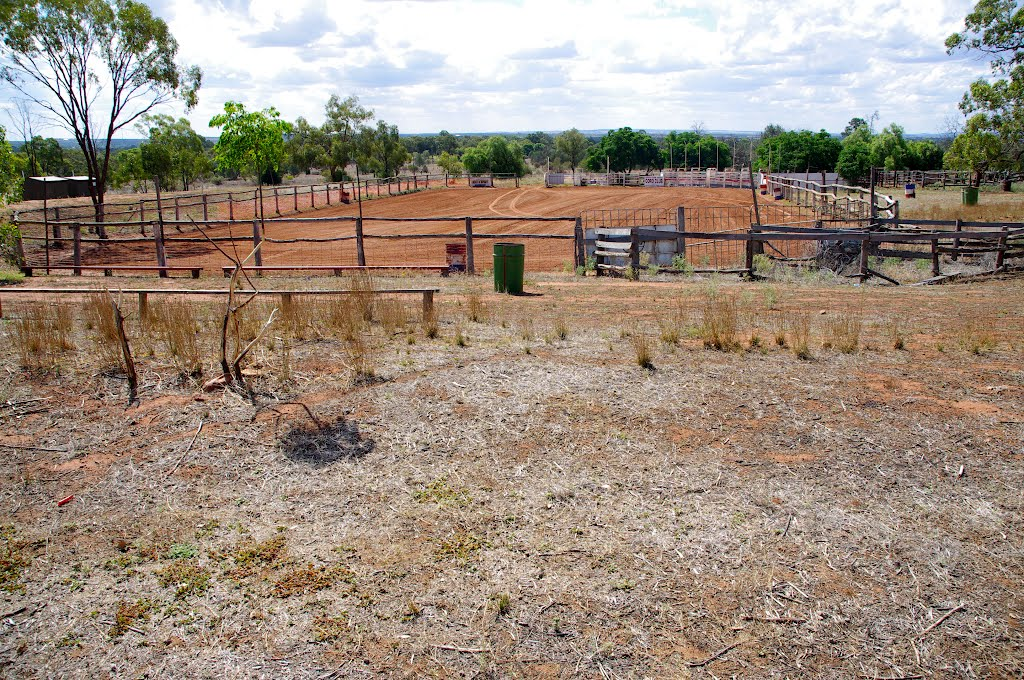 Griffith Rodeo Grounds