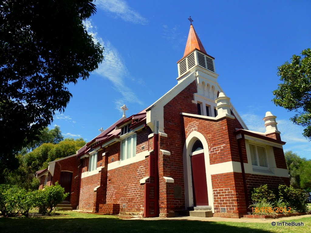 St Pauls Anglican Church 1907