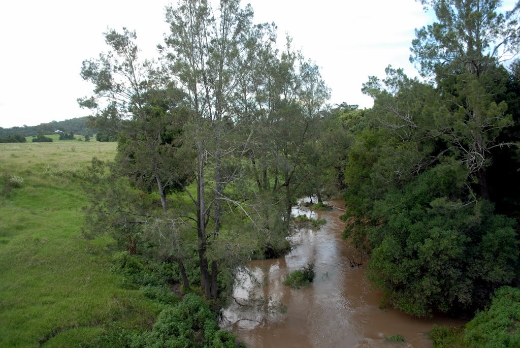 Goolmangar Creek