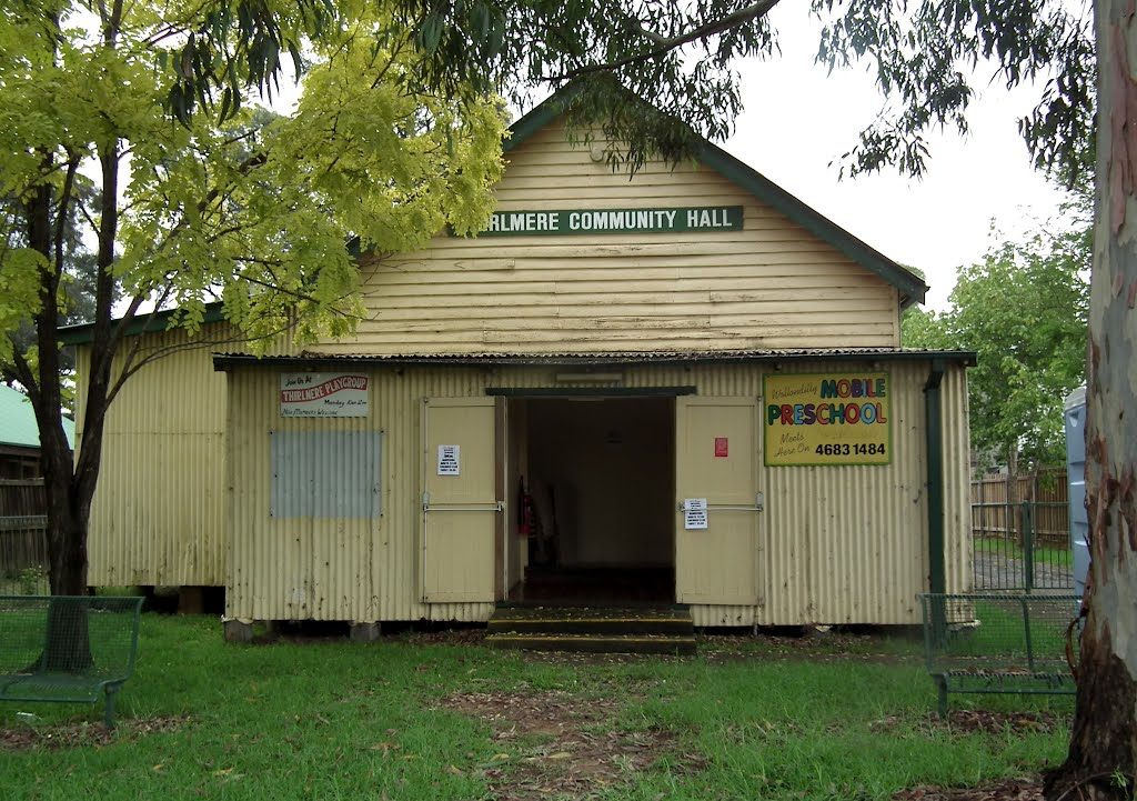 Thirlmere Community Hall