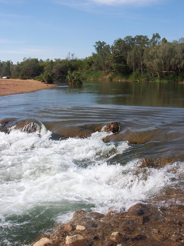 Daly River Crossing