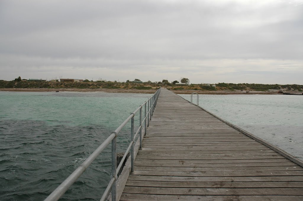 Haslam Jetty